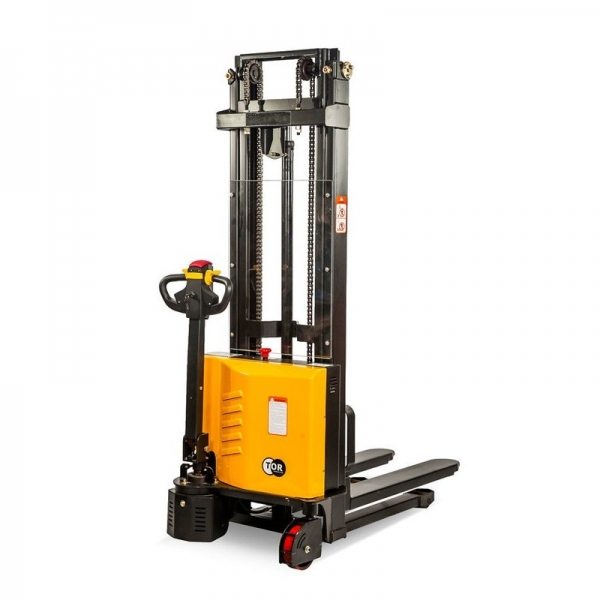 SELF-DRIVING ELECTRIC STACKER 1.0 T, 1.6 M, PWS10S-1600