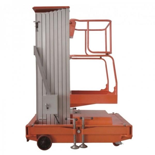 WORK PLATFORM, (ELECTRICITY, 220V / 50HZ) 125 KG, 9 M, GTWY9-100