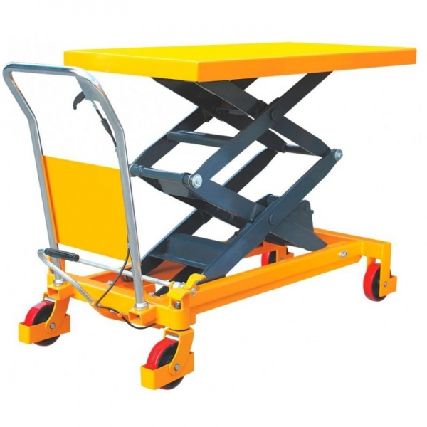 LIFT TABLE, LIFT PTS 500 KG, LIFT HEIGHT UP TO 1500 MM