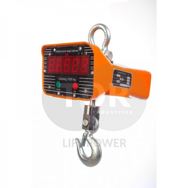 ELECTRONIC CRANE SCALE OCS-THE, 10.0 T