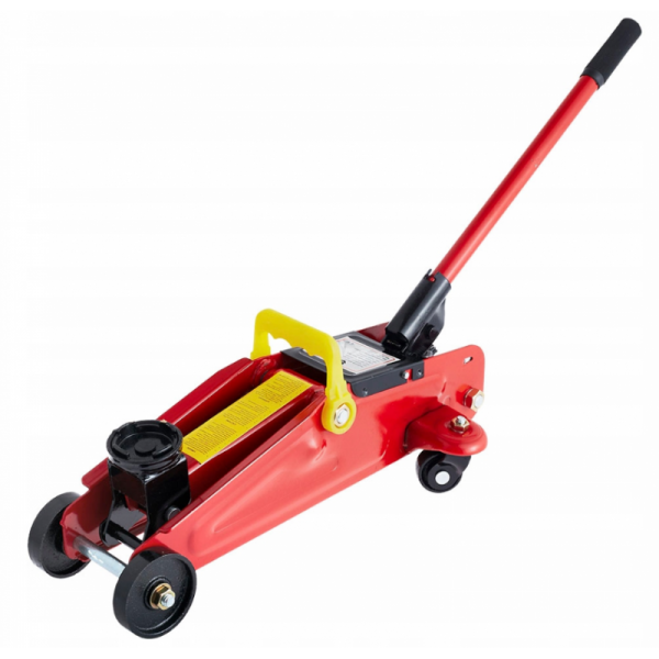Hydraulic jack, trolley jack 2t