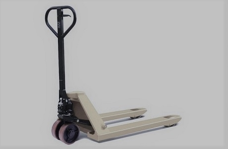 hydraulic pallet jacks, TechTop.One's hydraulic pallet trucks are designed for moving pallets in all types of warehouses or production halls.  The devices are used for loading and unloading work with low lifting heights and for transporting heavy loads. A