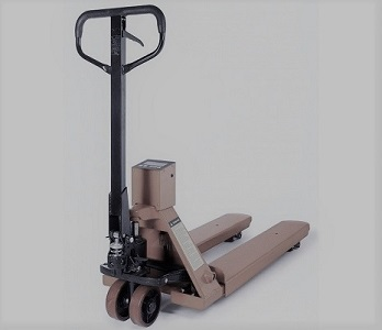 hydraulic pallet jacks with scales, The hydraulic pallet jacks with scales is specially designed for moving and stacking pallets in warehouses and factories.  These transport devices are equipped with an electric scale for weighing the load and are used f