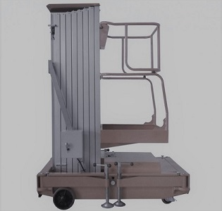 Work platforms, battery operated, TechTop.one battery-operated work platforms are in high demand in the construction industry, in the repair of facades, in the maintenance of industrial plants and in many other areas. The mobile lifting devices can be use