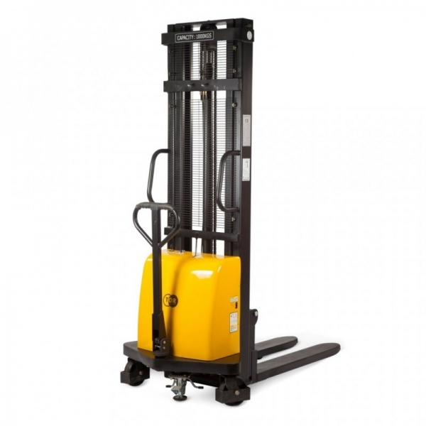 SEMI-ELECTRIC FORKLIFT WITH ELECTRIC LIFT DYC 1030 1.0 T, 3.0 M
