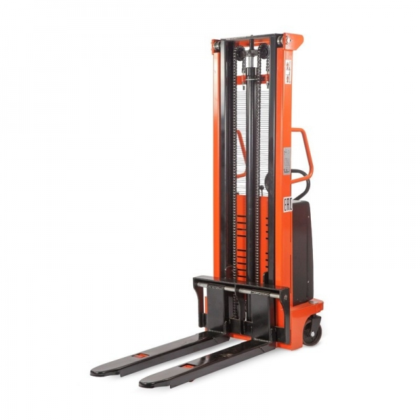 SEMI-ELECTRIC STACKER CTD 10/30 WITH ELECTRO LIFT 1.0 T, 3 M