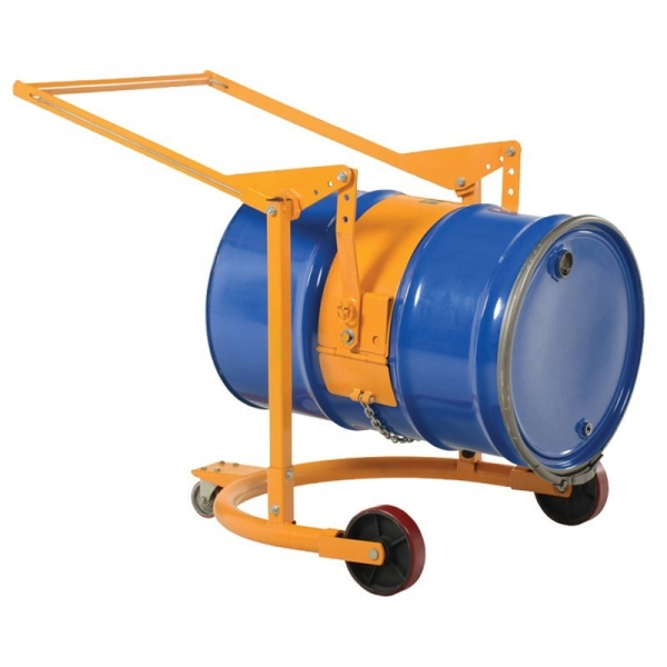 BARREL TRANSPORT, BARREL TROLLEY HD-80A, 365 KG, 200 L