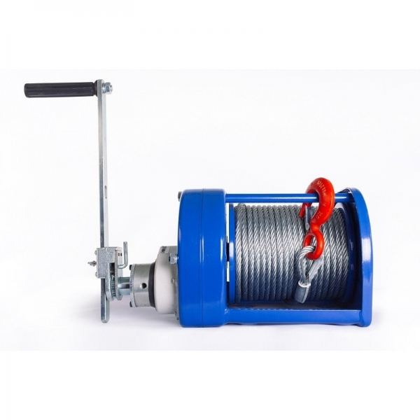 MANUAL ROPE WINCH (GEAR) YHW, 2.0 T, ROPE LENGTH 40 M
