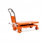 Preview: LIFTING TABLE, LIFTING STAGE WP 800 KG, LIFTING HEIGHT 340-1000 MM