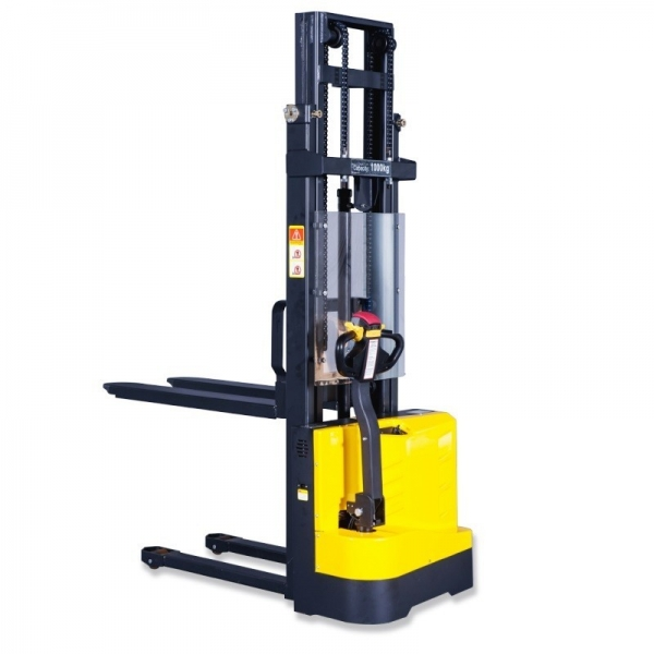ELECTRIC STACKER WS10S-EI-1600, 1.0 T, 1.6 M