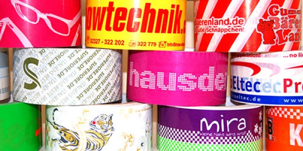 Printed-adhesive-tape--PP-adhesive-tape--low-noise